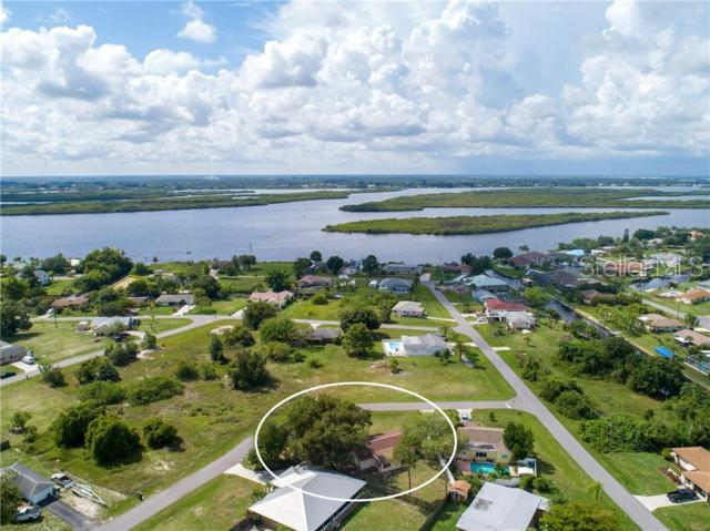 3209 Broder Drive, Punta Gorda, FL 33983 (MLS #D6107452) :: Premium Properties Real Estate Services