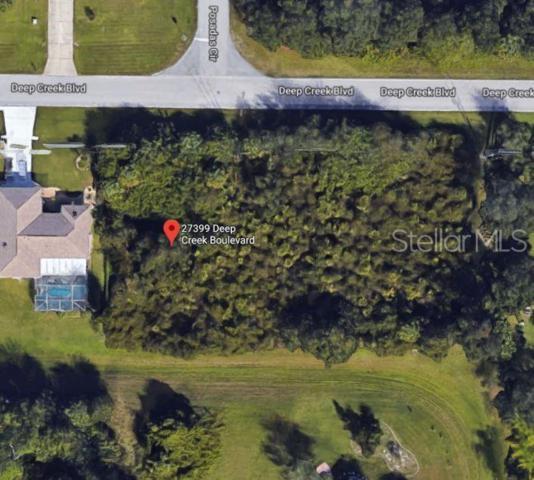 27399 Deep Creek Boulevard, Punta Gorda, FL 33983 (MLS #D6107454) :: The Duncan Duo Team