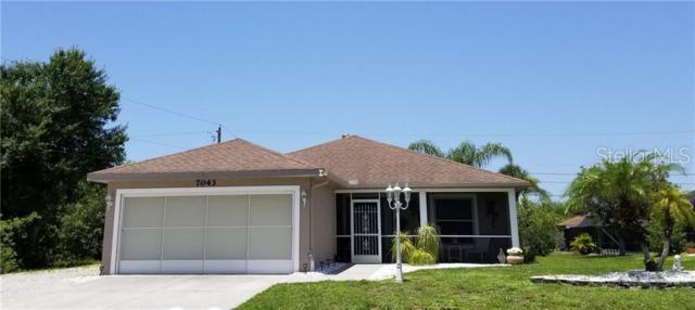 7043 Nichols Street, Englewood, FL 34224 (MLS #D6107509) :: Zarghami Group