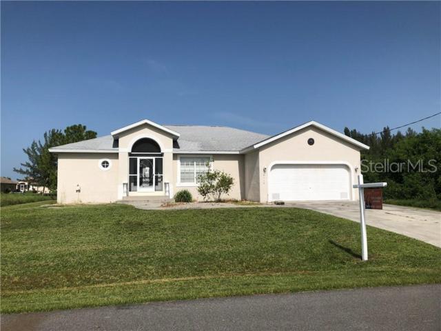 8116 Burwell Circle, Port Charlotte, FL 33981 (MLS #D6107519) :: The BRC Group, LLC