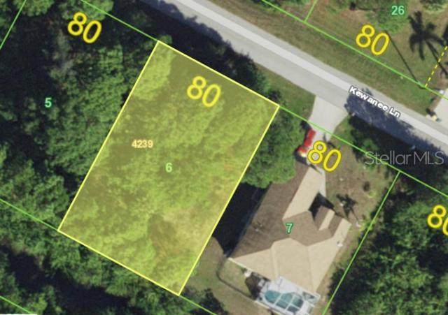 14109 Kewanee Lane, Port Charlotte, FL 33981 (MLS #D6107552) :: The BRC Group, LLC