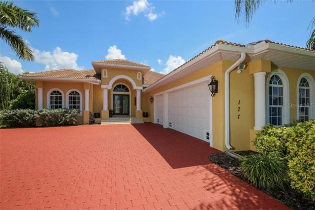177 Rotonda Boulevard E, Rotonda West, FL 33947 (MLS #D6107563) :: Griffin Group