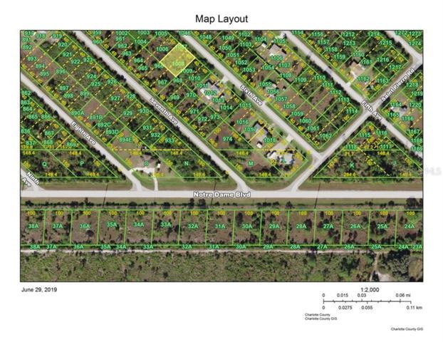 11451 6TH Avenue, Punta Gorda, FL 33955 (MLS #D6107564) :: The Edge Group at Keller Williams