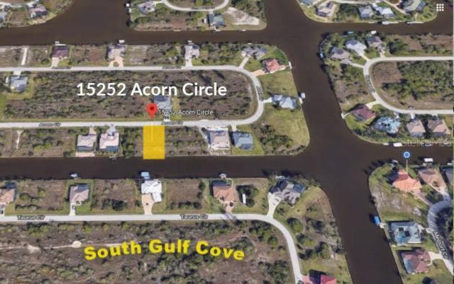 15252 Acorn Circle, Port Charlotte, FL 33981 (MLS #D6107575) :: Delgado Home Team at Keller Williams