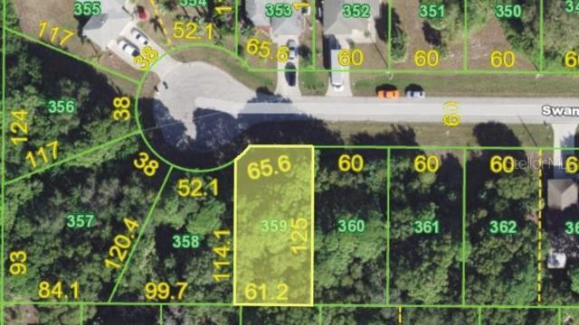 107 Swan Drive, Rotonda West, FL 33947 (MLS #D6107679) :: Cartwright Realty