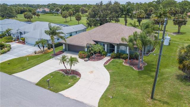 35 Long Meadow Court, Rotonda West, FL 33947 (MLS #D6107726) :: Griffin Group