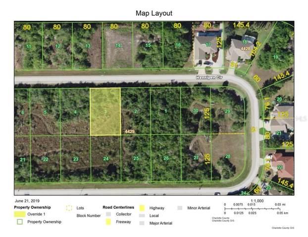 15769 Hennipen Circle, Port Charlotte, FL 33981 (MLS #D6107736) :: Delgado Home Team at Keller Williams