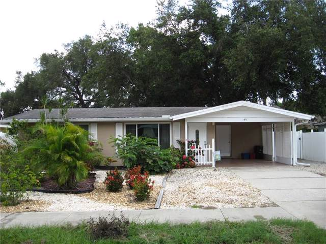 45 W Wentworth Street, Englewood, FL 34223 (MLS #D6107761) :: Ideal Florida Real Estate