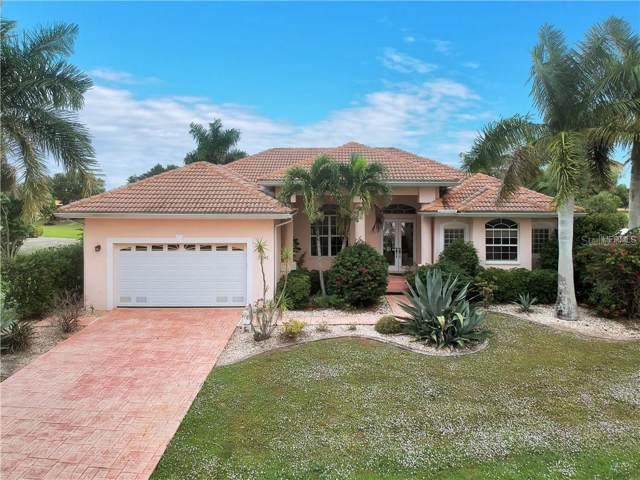 24282 Silver Lane, Punta Gorda, FL 33955 (MLS #D6107811) :: Sarasota Gulf Coast Realtors