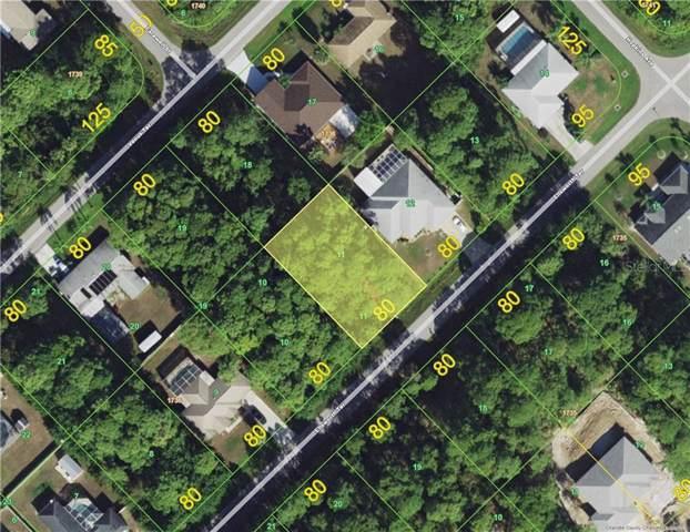 5207 Ellsworth Terrace, Port Charlotte, FL 33981 (MLS #D6107813) :: Cartwright Realty