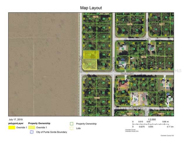 4522 4514 Jennings Boulevard, Port Charlotte, FL 33981 (MLS #D6107822) :: Mark and Joni Coulter | Better Homes and Gardens