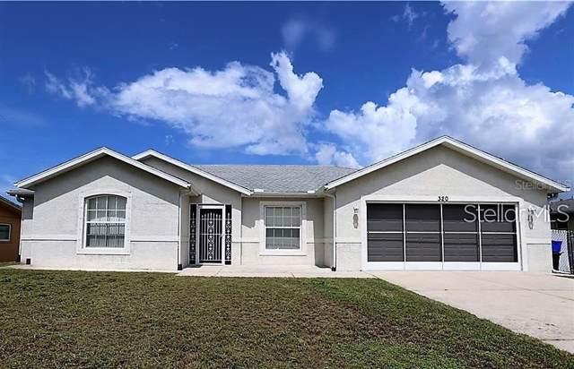 320 San Marino Avenue, North Port, FL 34287 (MLS #D6107836) :: Team Bohannon Keller Williams, Tampa Properties