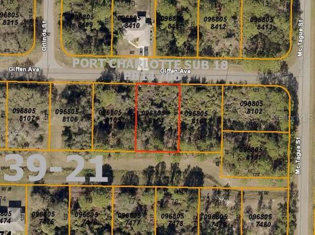 Giffen Avenue, North Port, FL 34291 (MLS #D6107842) :: Florida Real Estate Sellers at Keller Williams Realty