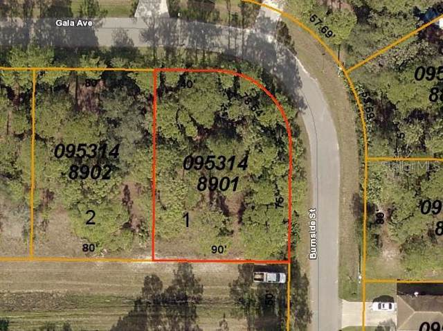 Burnside Street, North Port, FL 34291 (MLS #D6107846) :: Burwell Real Estate