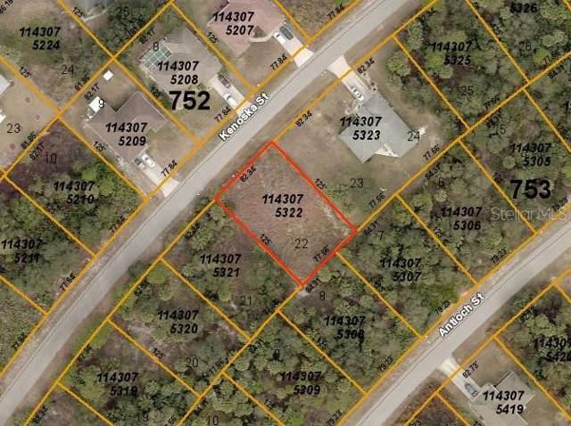 Kenoska St, North Port, FL 34288 (MLS #D6107847) :: Cartwright Realty