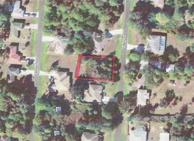 Tooley Street, North Port, FL 34287 (MLS #D6107855) :: Cartwright Realty