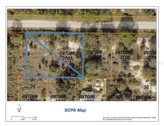 Lots 7 & 8 Alhambra Avenue, North Port, FL 34291 (MLS #D6107875) :: Paolini Properties Group