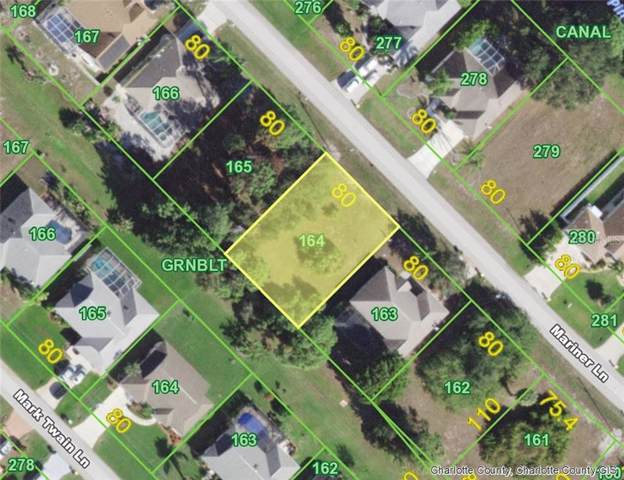 115 Mariner (Lot 164) Lane, Rotonda West, FL 33947 (MLS #D6107885) :: The Price Group