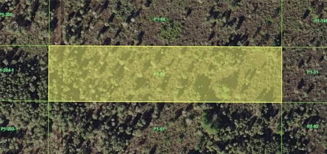 33412 Oil Well Road, Punta Gorda, FL 33955 (MLS #D6107906) :: Griffin Group