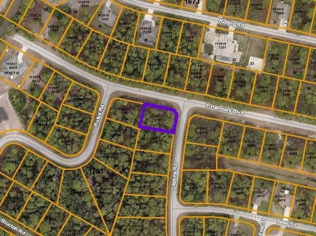 Daphne Road, North Port, FL 34288 (MLS #D6107913) :: Team Pepka