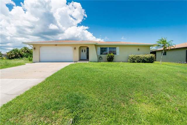 188 N Waterway Drive NW, Port Charlotte, FL 33952 (MLS #D6107917) :: Griffin Group