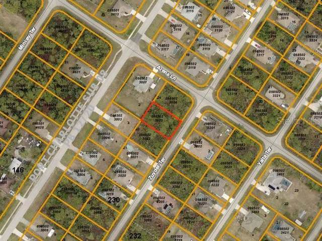 Zuyder Terrace, North Port, FL 34286 (MLS #D6107918) :: Griffin Group