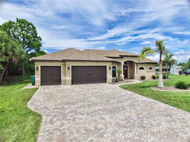 13388 Clarence Lane, Port Charlotte, FL 33981 (MLS #D6107993) :: Premium Properties Real Estate Services