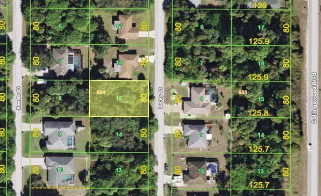 2055 Lucky Street, Port Charlotte, FL 33948 (MLS #D6108001) :: Godwin Realty Group