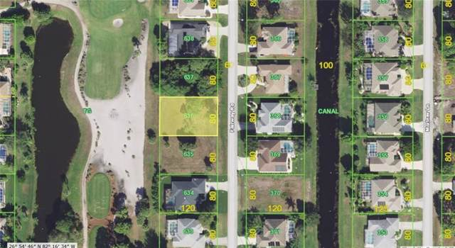 258 Fairway Road, Rotonda West, FL 33947 (MLS #D6108033) :: The BRC Group, LLC