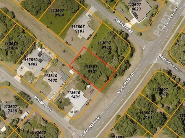 S San Mateo Drive, North Port, FL 34288 (MLS #D6108110) :: Griffin Group