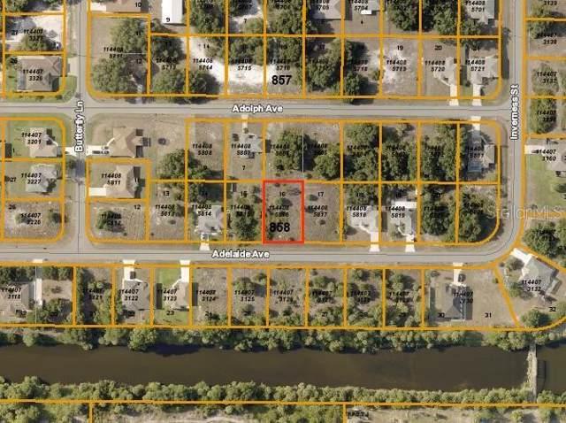 Adelaide Avenue, North Port, FL 34288 (MLS #D6108111) :: Griffin Group