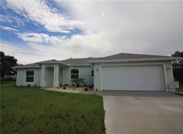 13100 Ridgely Circle, Port Charlotte, FL 33981 (MLS #D6108113) :: Griffin Group