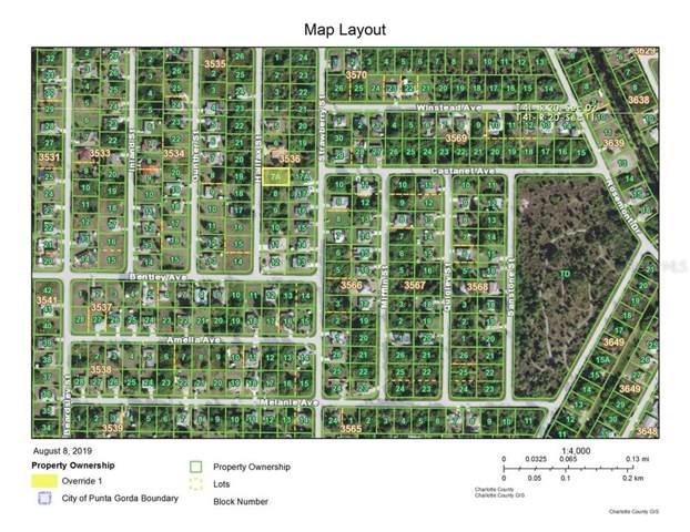 7032 Halifax Street, Englewood, FL 34224 (MLS #D6108133) :: CENTURY 21 OneBlue