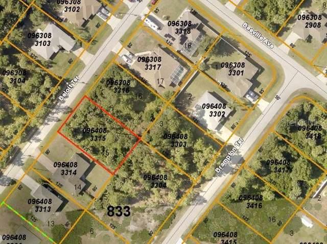Beloit Terrace, North Port, FL 34286 (MLS #D6108134) :: Homepride Realty Services