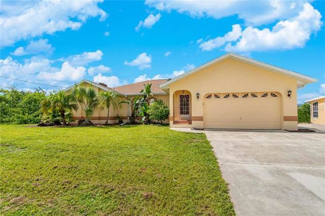 715 Sturgeon Place, Punta Gorda, FL 33950 (MLS #D6108146) :: The Brenda Wade Team