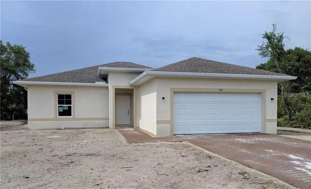 421 Sunset Road N, Rotonda West, FL 33947 (MLS #D6108148) :: RE/MAX Realtec Group