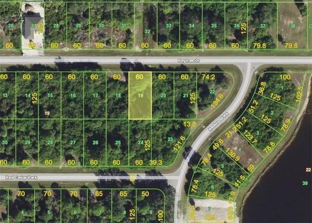 243 Baytree Drive, Rotonda West, FL 33947 (MLS #D6108150) :: The BRC Group, LLC