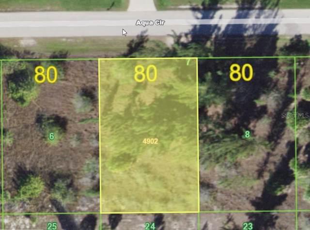 15617 Aqua Circle, Port Charlotte, FL 33981 (MLS #D6108152) :: Premium Properties Real Estate Services