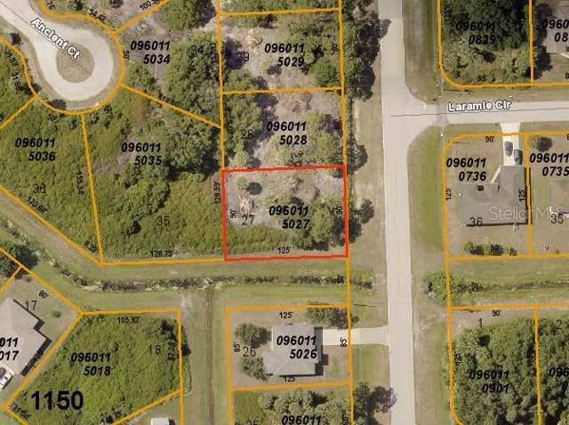 Chamberlain Boulevard, North Port, FL 34286 (MLS #D6108154) :: The Duncan Duo Team