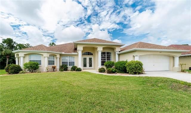165 Long Meadow Lane, Rotonda West, FL 33947 (MLS #D6108171) :: Cartwright Realty