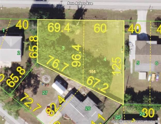 27121 Ann Arbor (Lots 3+4) Avenue, Punta Gorda, FL 33983 (MLS #D6108193) :: Medway Realty