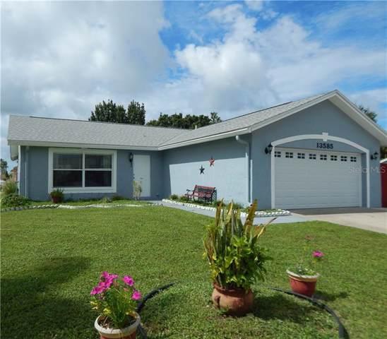 13585 Bennett Drive, Port Charlotte, FL 33981 (MLS #D6108198) :: Rabell Realty Group