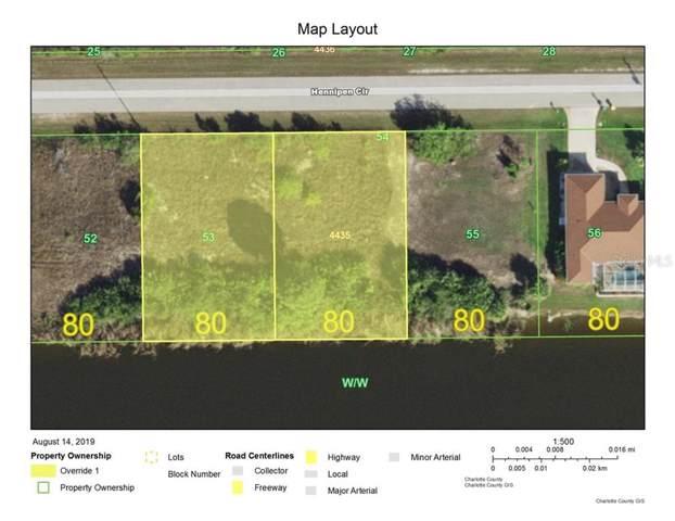 15392 Hennipen Circle, Port Charlotte, FL 33981 (MLS #D6108203) :: Bridge Realty Group