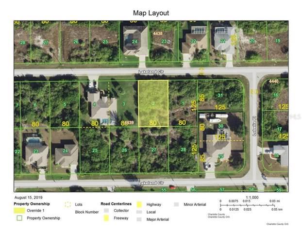 15153 Lakeland Circle, Port Charlotte, FL 33981 (MLS #D6108211) :: Rabell Realty Group