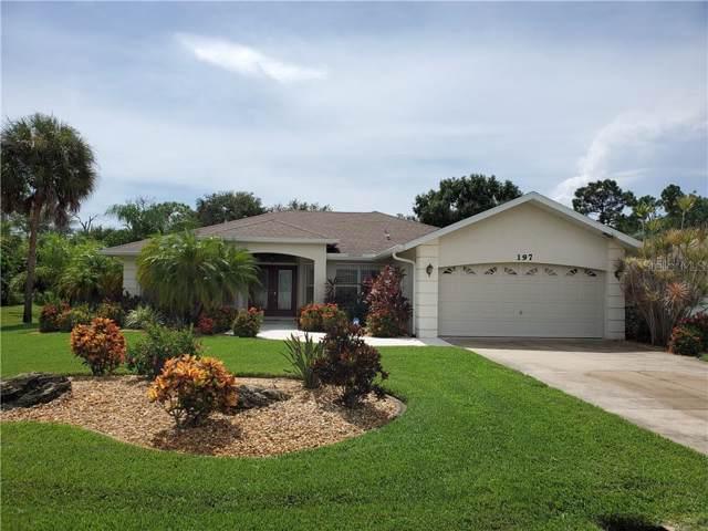 197 Broadmoor Lane, Rotonda West, FL 33947 (MLS #D6108213) :: The Price Group