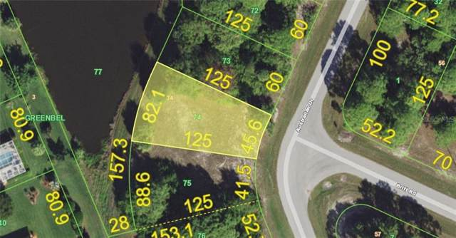 263 Australian Drive, Rotonda West, FL 33947 (MLS #D6108225) :: The BRC Group, LLC