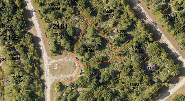 LOT 4 BLOCK 2161 Oriole Street, North Port, FL 34288 (MLS #D6108245) :: White Sands Realty Group