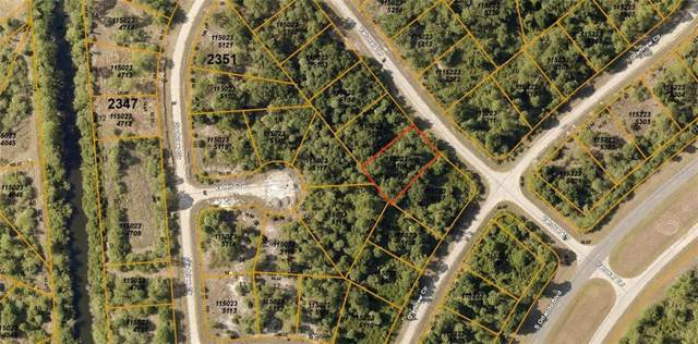 LOT 6 BLOCK 2351 Vanover Terrace, North Port, FL 34288 (MLS #D6108264) :: Team Bohannon Keller Williams, Tampa Properties