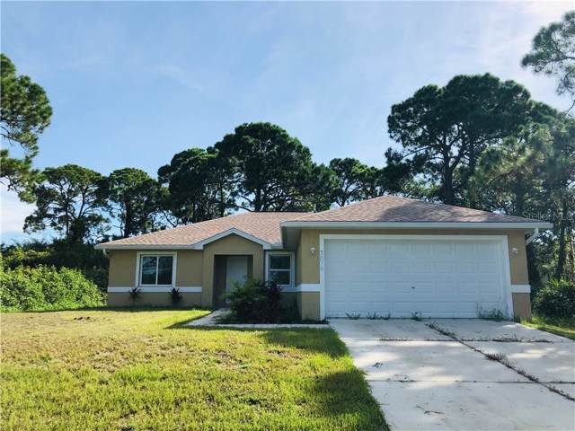 3076 Montgomery Drive, Port Charlotte, FL 33981 (MLS #D6108266) :: Ideal Florida Real Estate