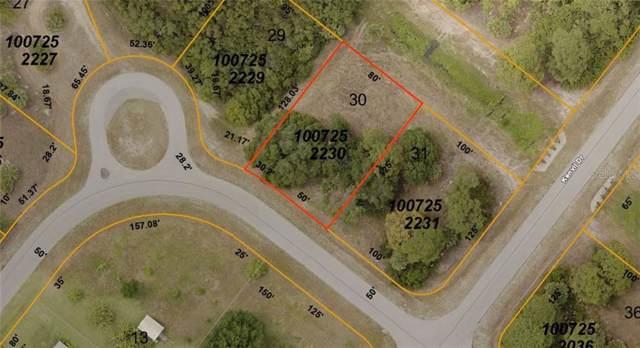 Lot 30 Fernway Drive, North Port, FL 34288 (MLS #D6108275) :: Cartwright Realty